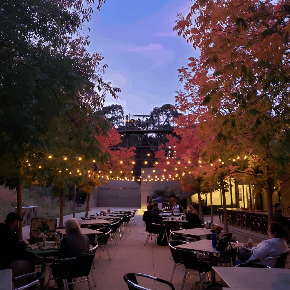 The Bruns Plaza
