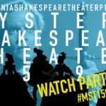 California Shakespeare Theater Presents Mystery Shakespeare Theater 1592